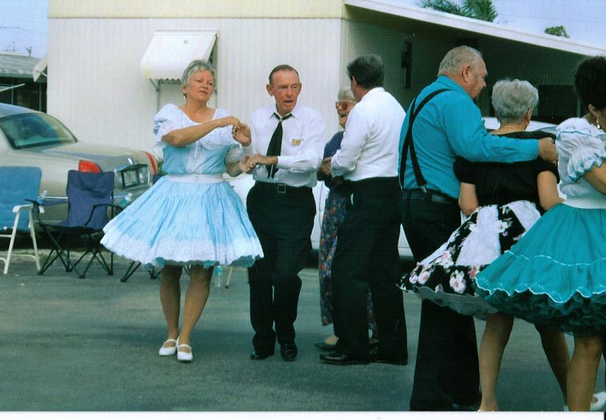 Picture of Square Dancing